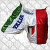 FIGHT-FIT - Muay Thai Shorts / Italien / Stemma / XL