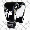 FIGHTERS - Boxhandschuhe / Giant / Schwarz / 14 oz
