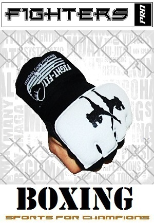 FIGHT-FIT - Handbandage / Gel Shock / Medium